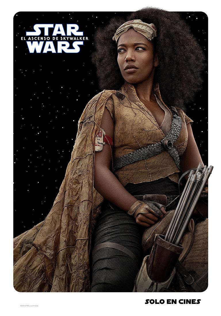 Jannah Star Wars poster