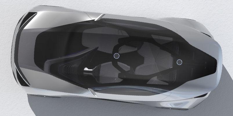 KIA Futuron Concept 360 grados