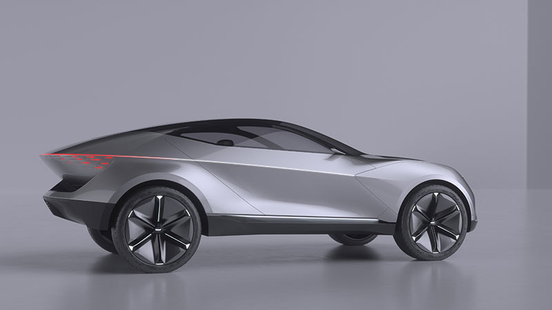 KIA Futuron Concept Electrico