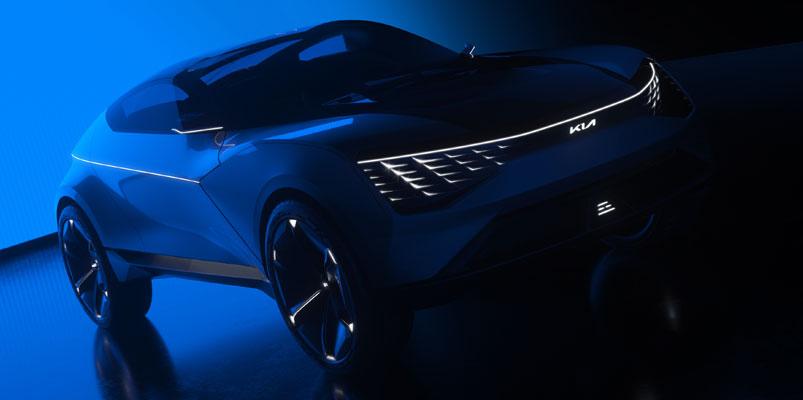 KIA Futuron muestra el futuro de los SUV eléctricos y autónomos