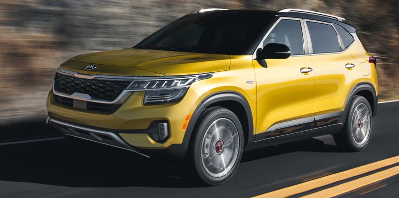 KIA Motors México inicia la preventa del nuevo KIA Seltos