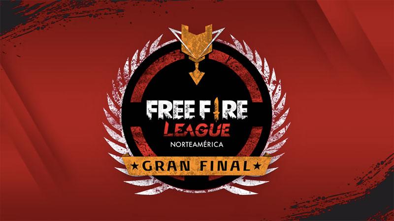 Mexico Free Fire League logo