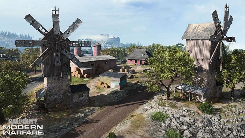 Modern Warfare Krovnik Farmland