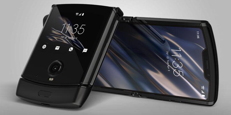 El nuevo Motorola RAZR con pantalla plegable ya es oficial