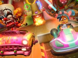 Neon Circus Crash Team Racing Nitro Fueled