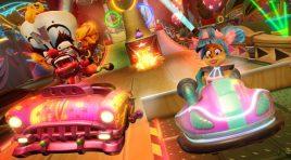 Neon Circus trae más contenido a Crash Team Racing Nitro-Fueled
