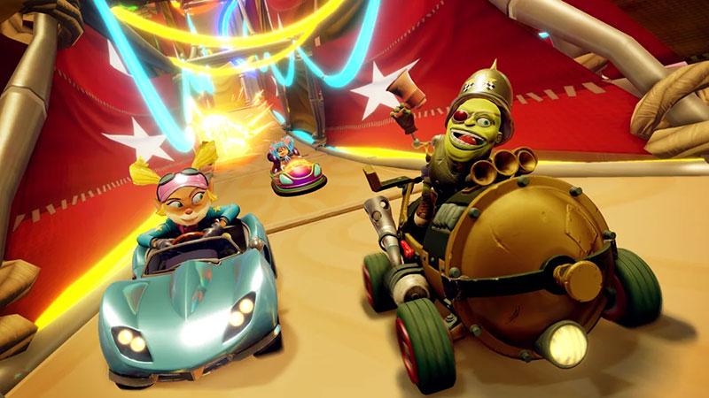 Neon Circus Grand Prix