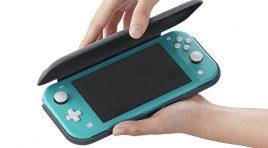 Nintendo presenta el nuevo protector para Nintendo Switch Lite