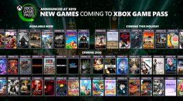 Más de 50 juegos llegarán a Xbox Game Pass, checa cuáles son