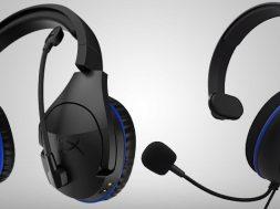 Nuevos audifonos HyperX PS4