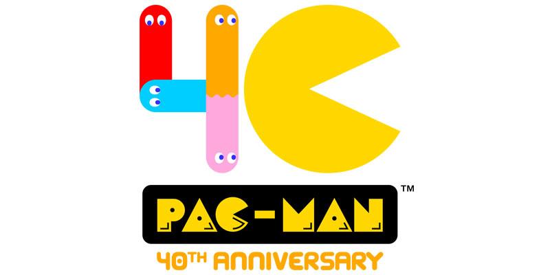 Pac-Man 40 aniversario 2020