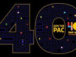 Pac-Man 40 aniversario