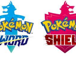 Pokemon Sword y Pokemon Shield logo