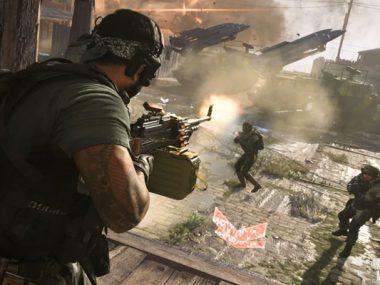 Primer DLC gratis Modern Warfare