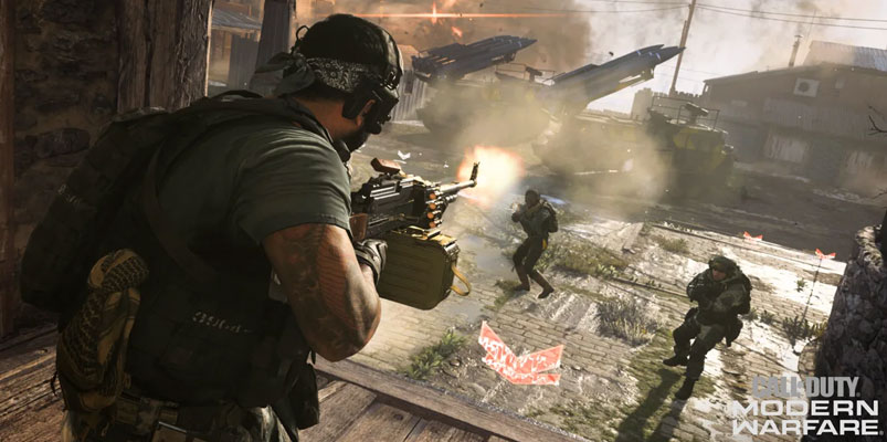 Ya disponible el primer contenido gratuito para Modern Warfare