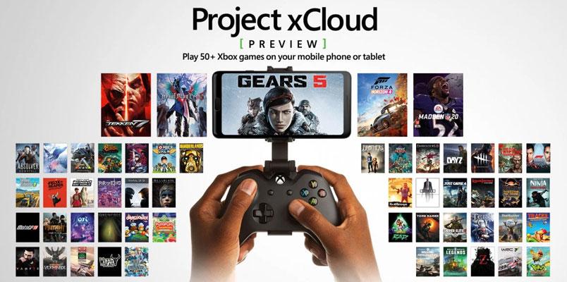 Project xCloud será compatible con DualShock 4 y tiene más juegos