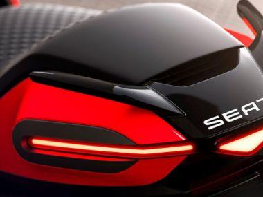 SEAT eScooter concept previo
