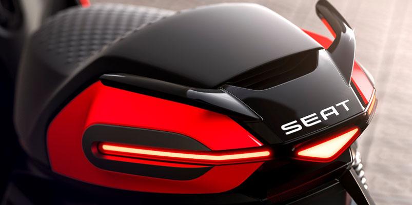La motocicleta totalmente eléctrica de SEAT llegará en 2020