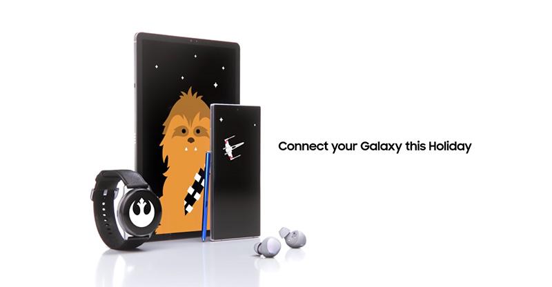 Samsung Galaxy Star Wars decembrina