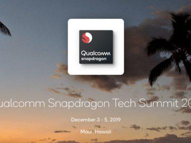 Snapdragon 865 Snapdragon Tech Summit 2019