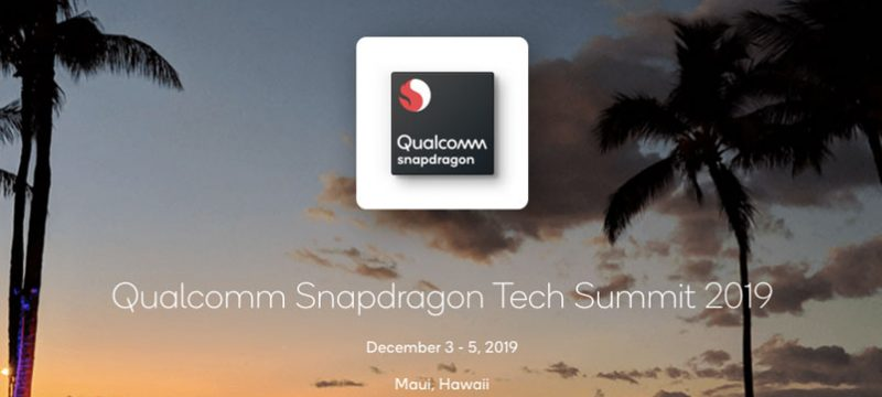 Snapdragon 865 Snapdragon Tech Summit 2019