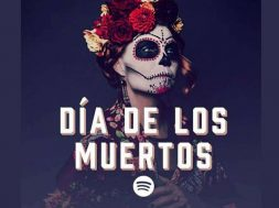 Spotify Dia de Muertos playlist