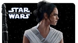 Pósters de los personajes de Star Wars: The Rise of Skywalker