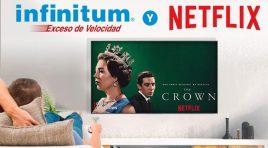 Estos son los precios y paquetes de Telmex Infinitum con Netflix