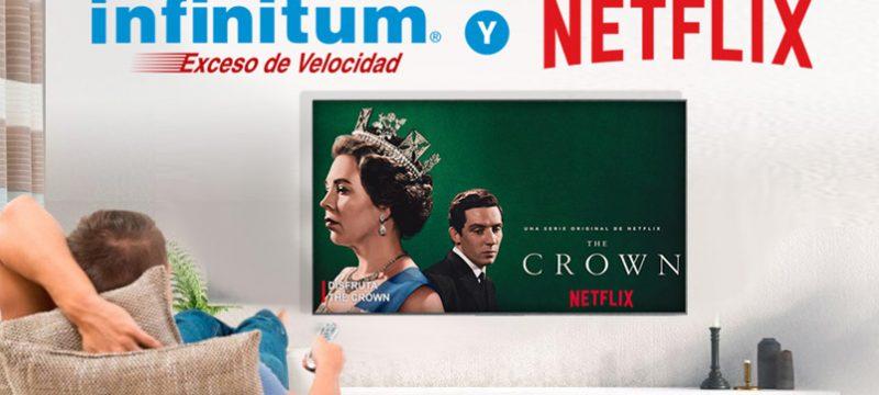 Telmex Infinitum Netflix
