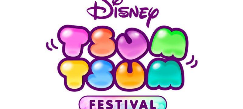 Tsum Tsum Festival lanzamiento