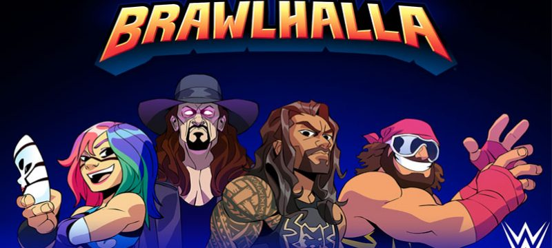 Undertaker Brawlhalla
