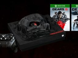Xbox One X Terminator Dark Fate
