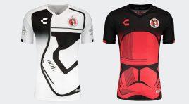 El equipo de los Xolos de Tijuana presenta jersey de Star Wars