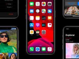 iOS 13 70 por ciento