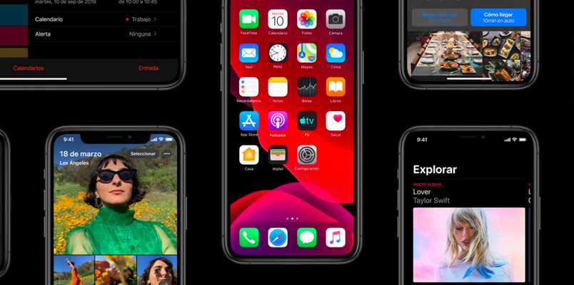 Más del 70 por ciento de iPhones y iPads del mundo usarían iOS 13