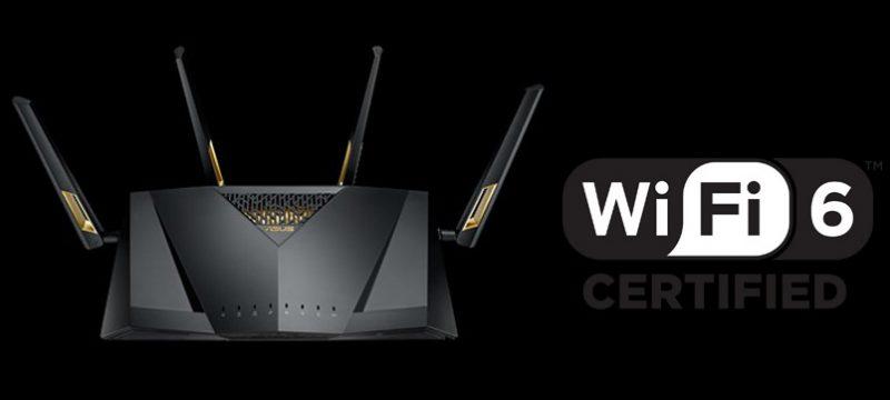 ASUS RT-AX88U WiFi 6