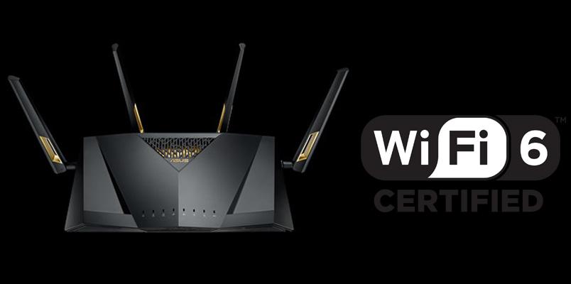 El router ASUS RT-AX88U sacará provecho a la tecnología WiFi 6