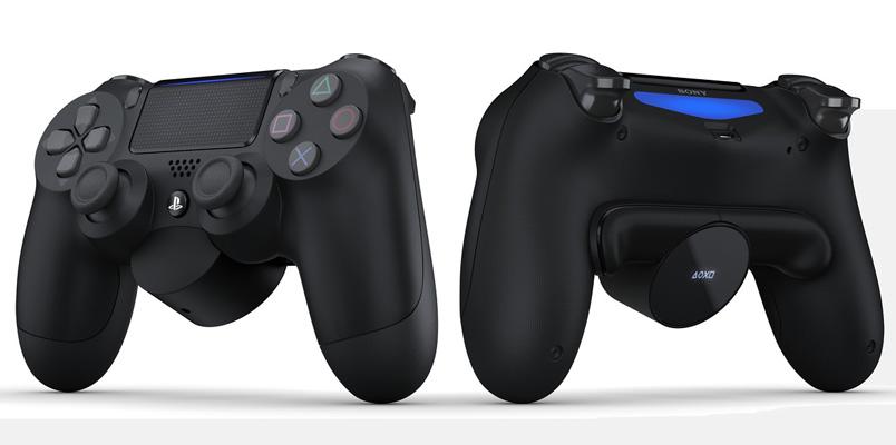 Back Button Attachment DualShock 4