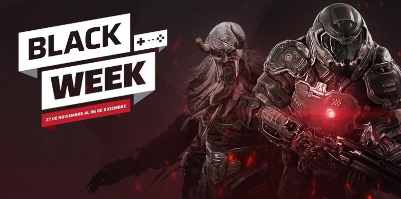 Black Week de Nuuvem ofrece increíbles descuentos en juegos