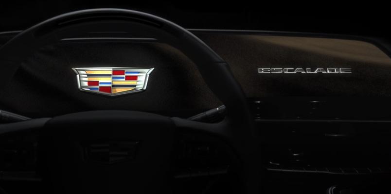 Cadillac Escalade 2021 contará con una pantalla OLED curva