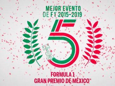 F1ESTA Mejor Evento del Ano 2019