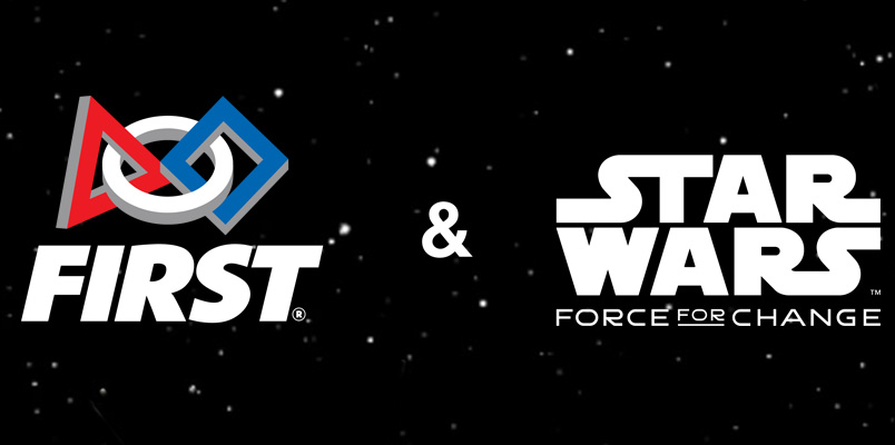 FIRST Star Wars Force for Change