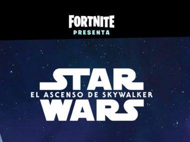 Fortnite Star Wars Episodio IX