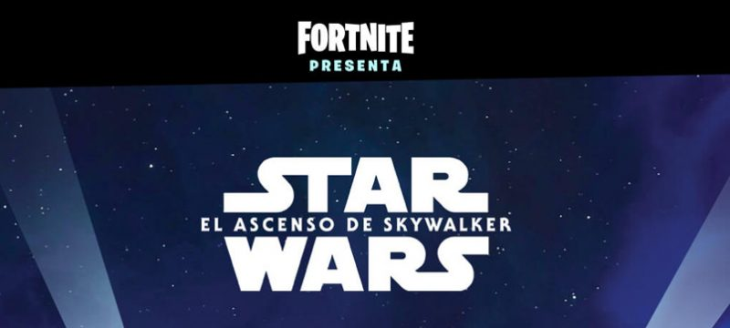 Fortnite Star Wars Episodio IX