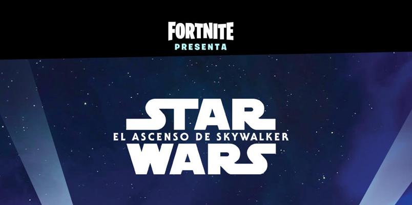 Fortnite prepara spoiler de Star Wars: El Ascenso de Skywalker