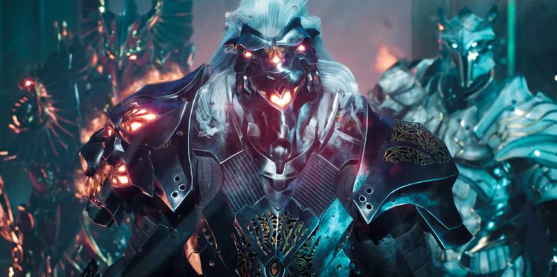 Godfall será un juego de lanzamiento para PlayStation 5