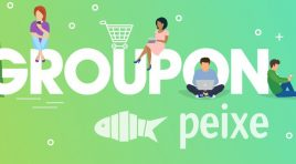 En 2020, Groupon cambia de nombre y lo conocerás como Peixe