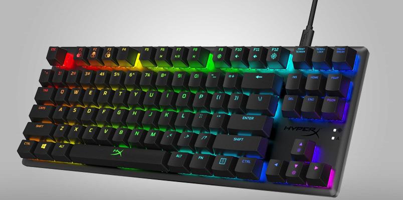 HyperX Alloy Origins Core para sacarle el máximo a tus juegos de PC