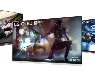 Inteligencia Artificial LG OLED