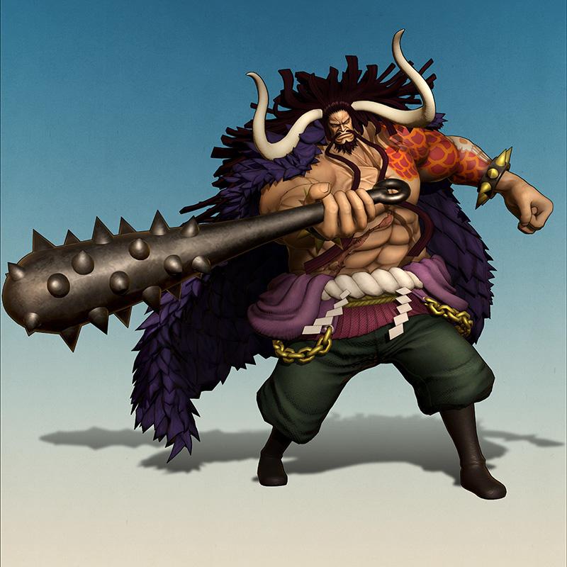 Kaido One Piece Pirate Warriors 4